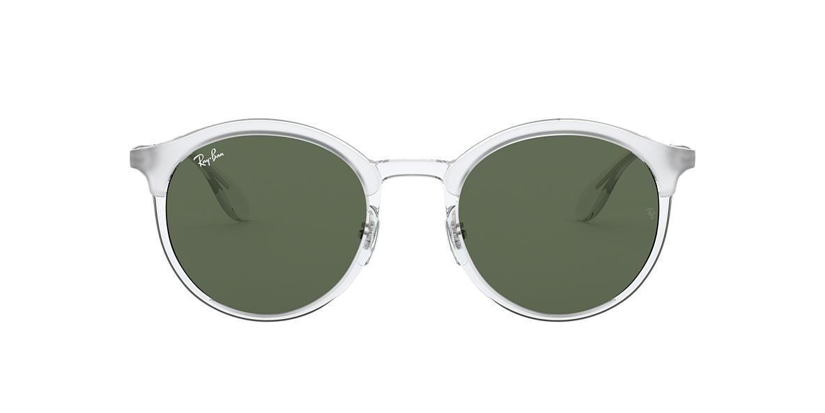 acb1e6ed80 Ray-Ban RB4277 51 Green Classic   Transparent Sunglasses