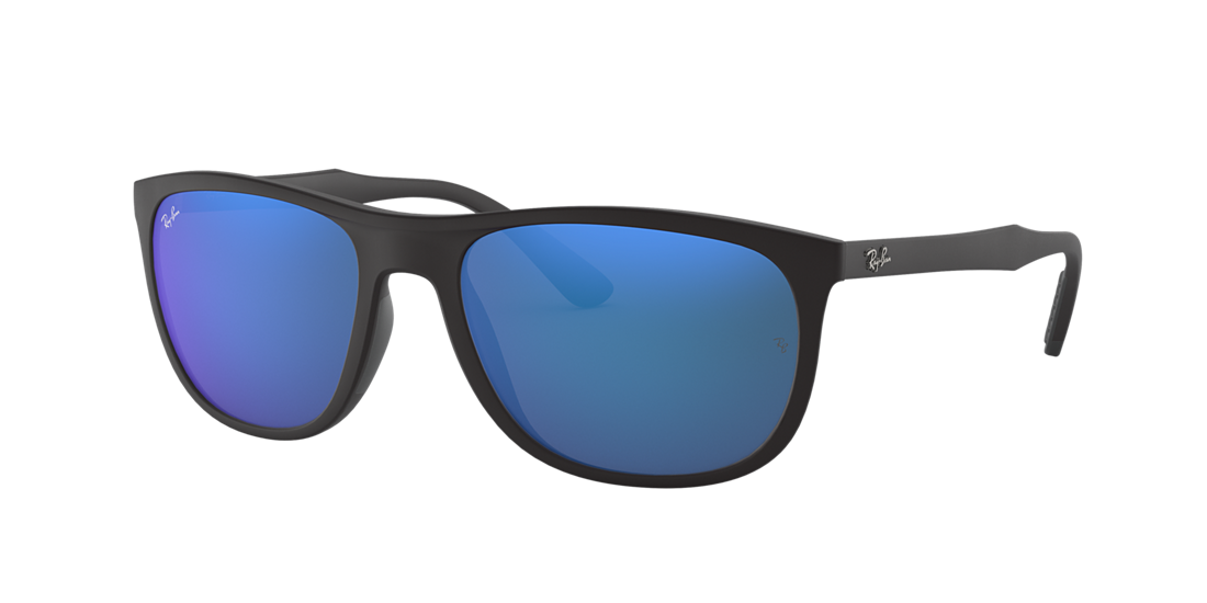 73c576d915 Frame  black. Lenses  blue mirror. PDP Product Image