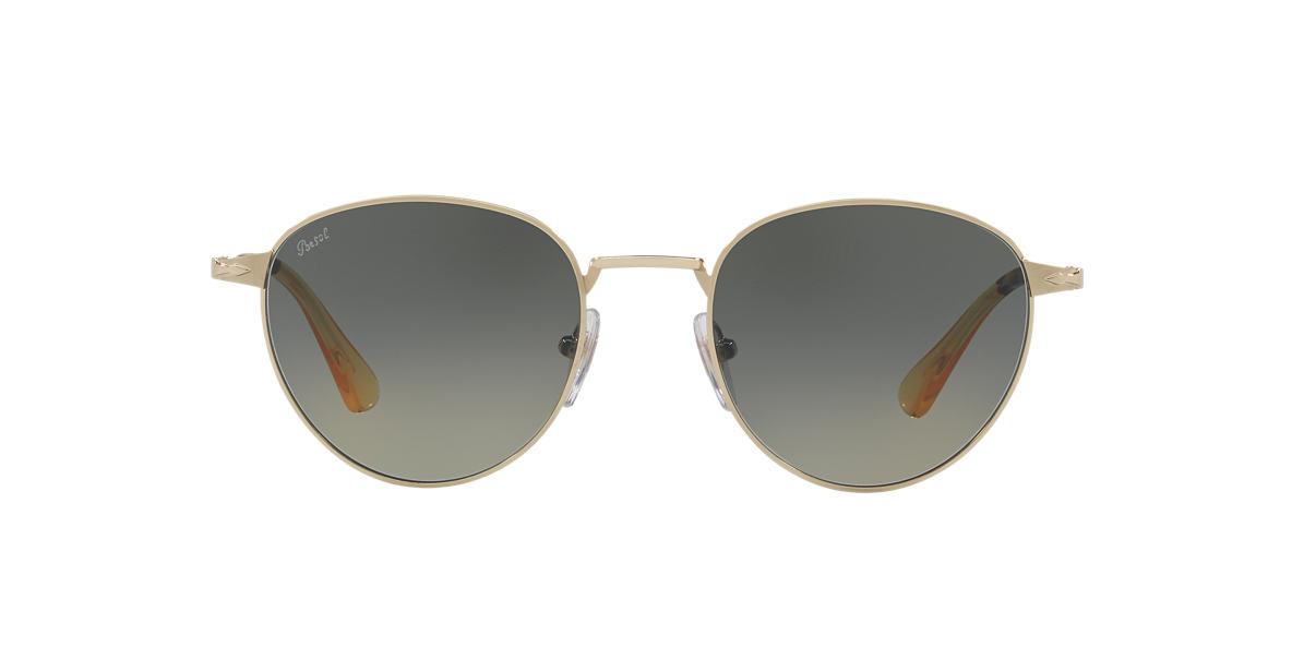 Gold PO2445S Grey-Black  52