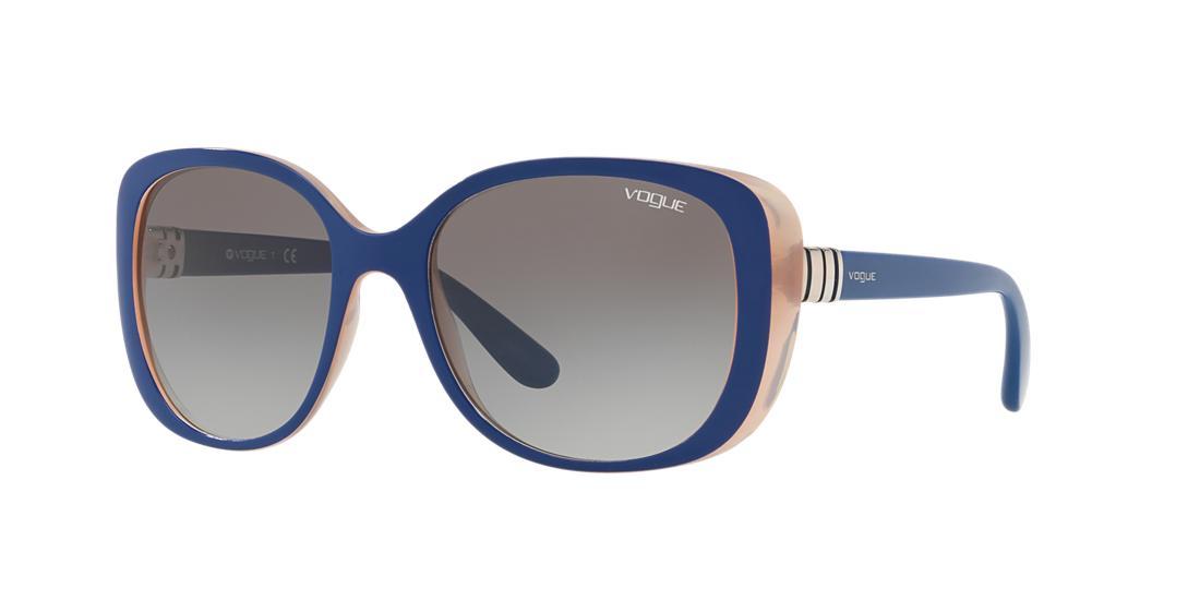 Vogue VOGUE VO5155S 55 BLUE RECTANGLE SUNGLASSES