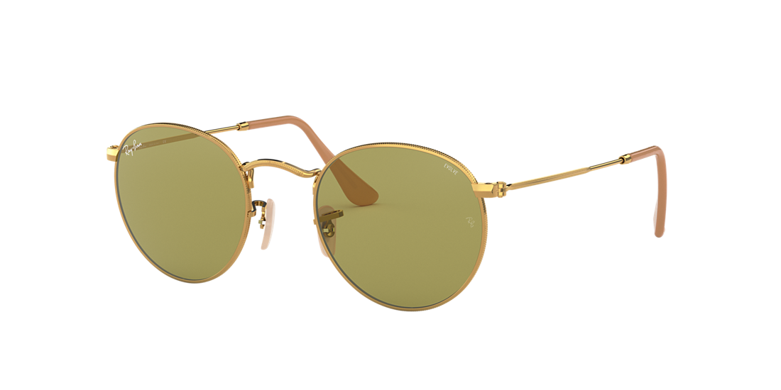 Ray-Ban RB3447 50 Green Photocromic   Or Lunettes de soleil ... 12ff853c6764