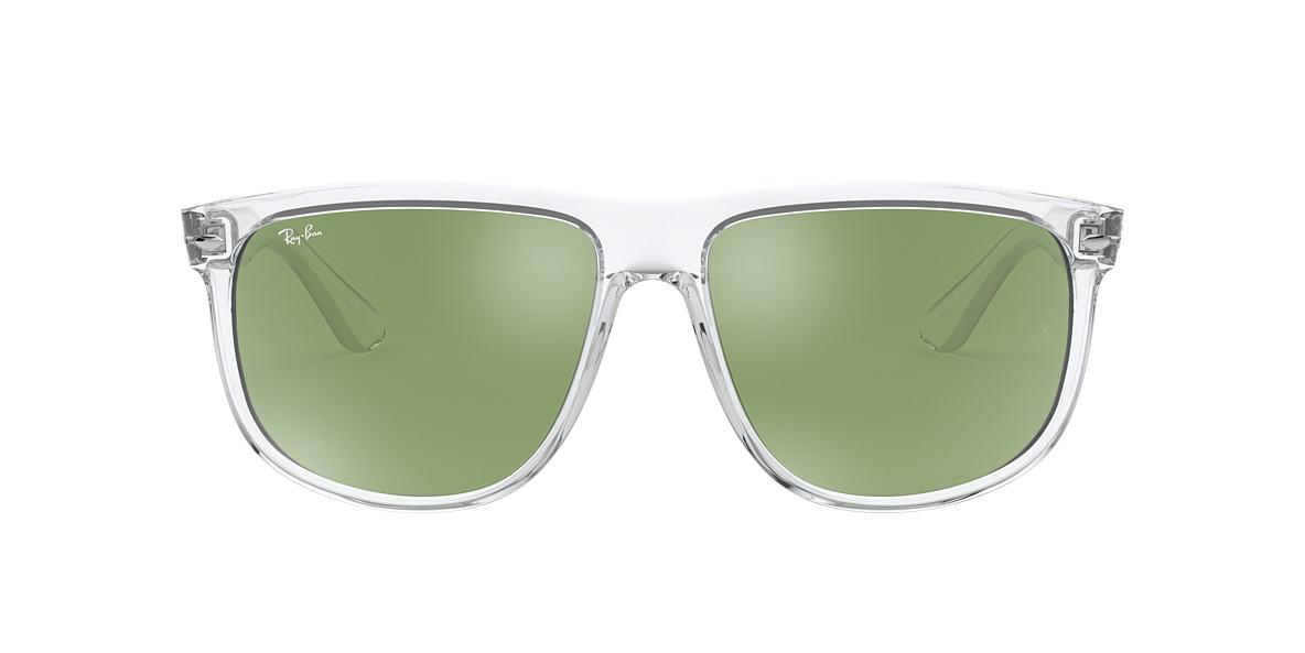 Transparent RB4147 Green  56