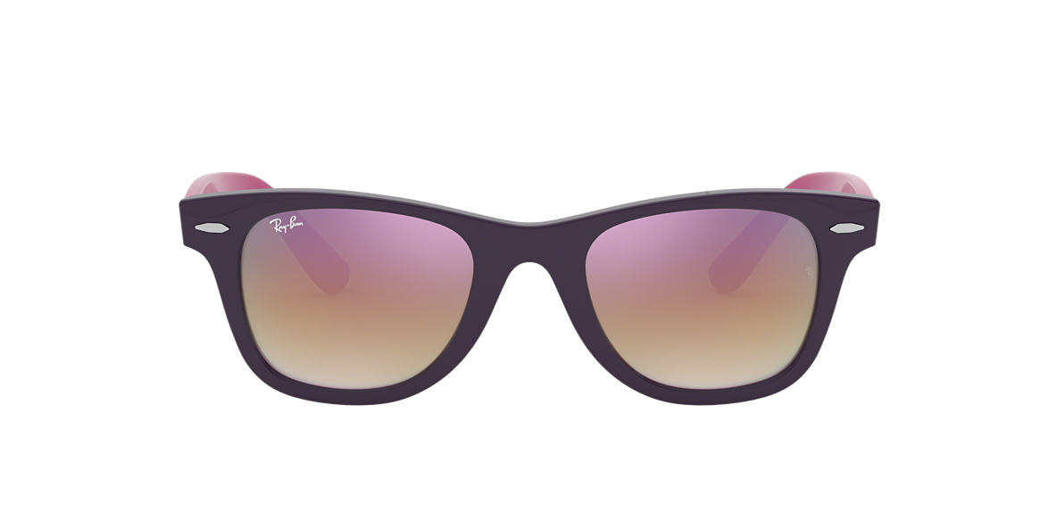 Violet RJ9066S WAYFARER JUNIOR Copper  47