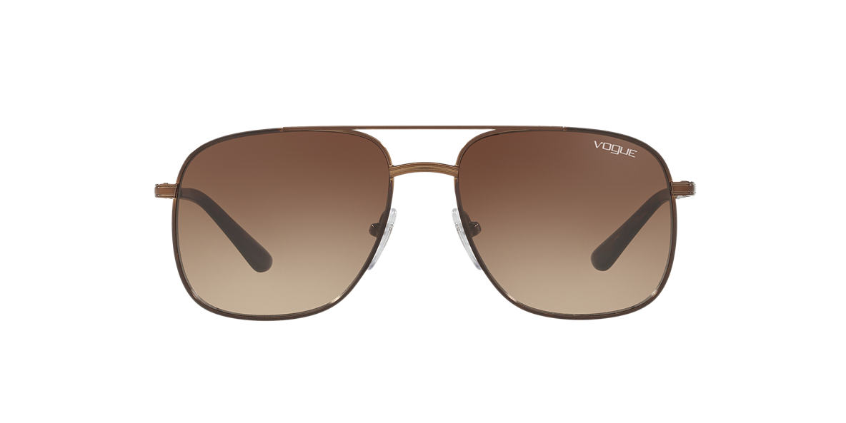 Tortoise VO4083S Brown  55