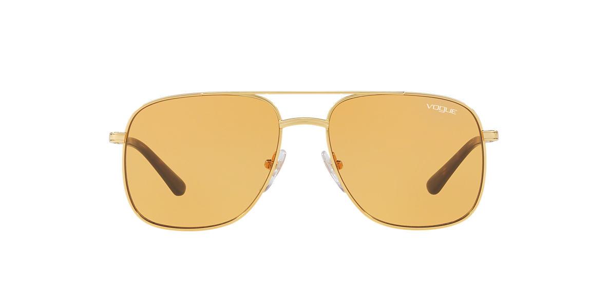 Gold VO4083S Orange  55