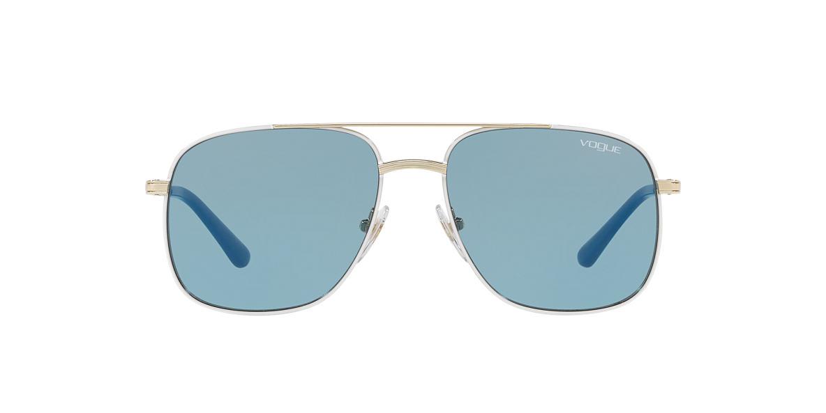 White VO4083S Blue  55