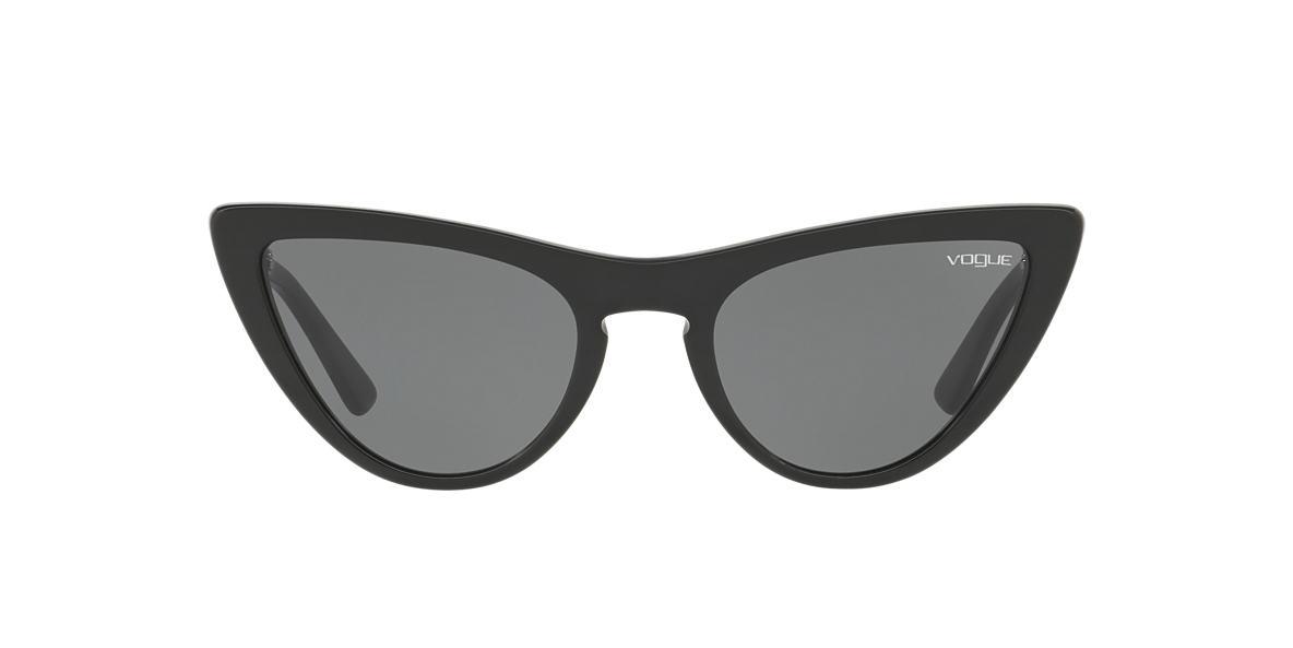 Black VO5211S Gigi Hadid x Vogue Eyewear Grey-Black  54