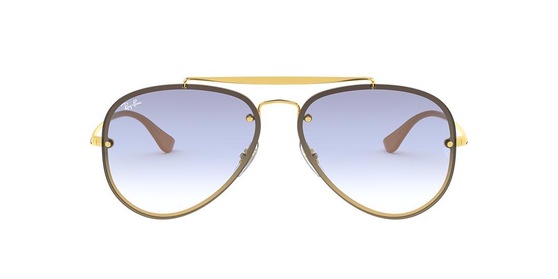 a3d36b7ab3ea1 Óculos de Sol Ray-Ban RB3584N Blaze Aviator