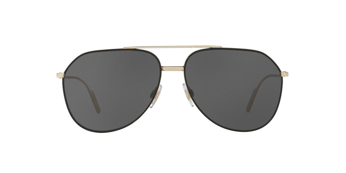 Gold DG2166 Grey-Black  57