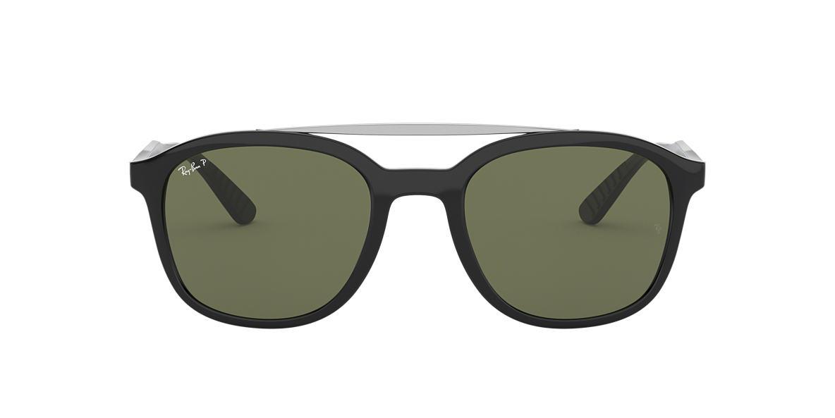 23da8f889e8 RAY-BAN Black RB4290 Polarized Green Classic G-15 polarized lenses 53mm