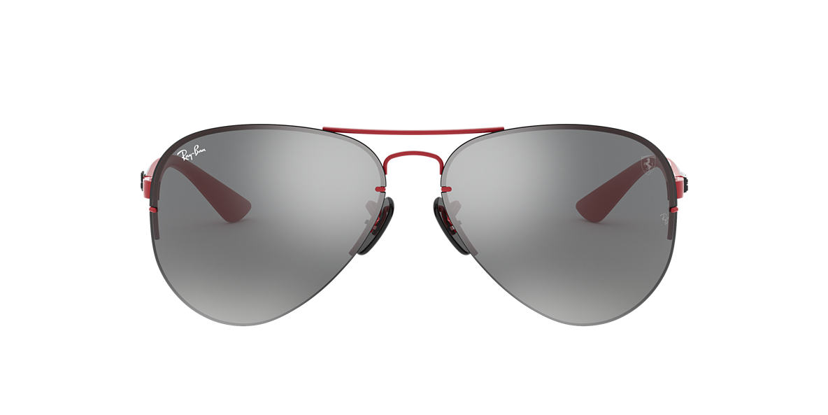 020f19419d3 ... norway ray ban red rb3460m 59 grey lenses 59mm cc6d2 d79a3