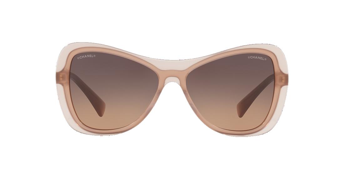 1b860b2d64 Chanel CH5388 57 Gray   Pink Sunglasses