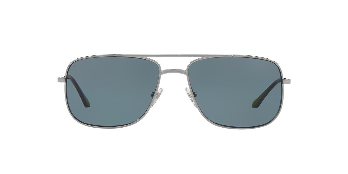 Gunmetal HU1004 Blue  59