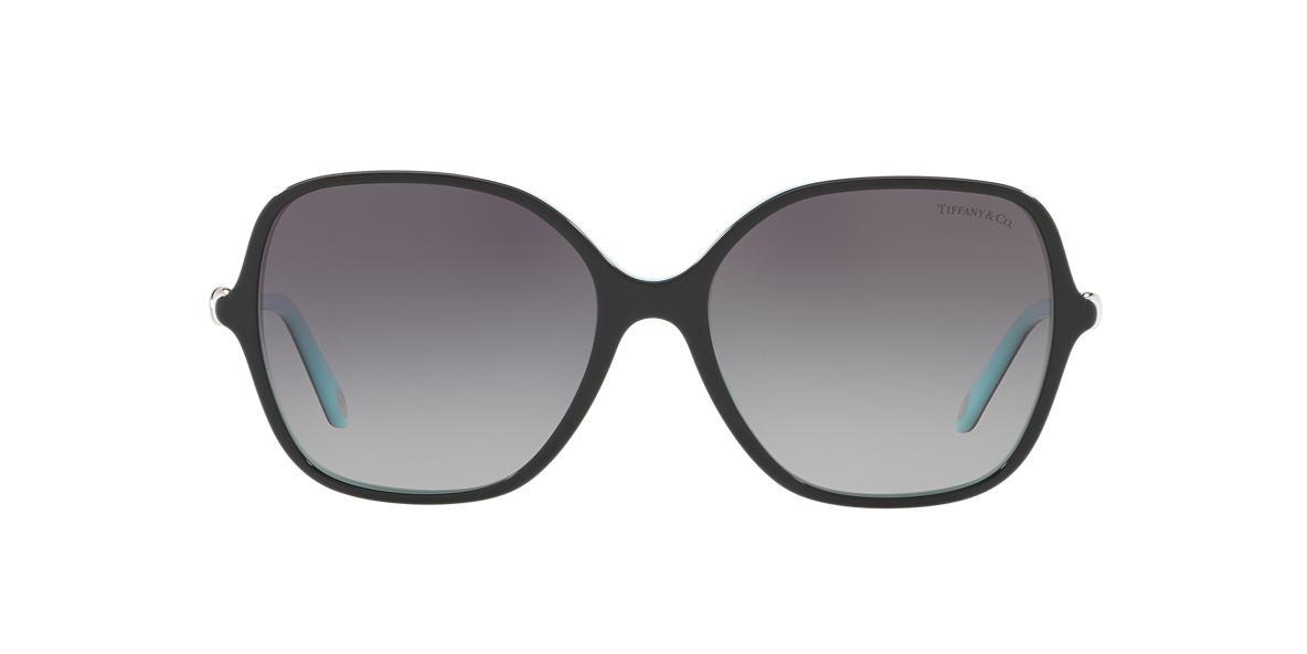 Noir TF4145B Tiffany Infinity Grey-Black  57