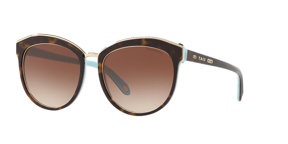 Óculos de Sol Tiffany   Co. TF4146   Sunglass Hut 8b9869bf68