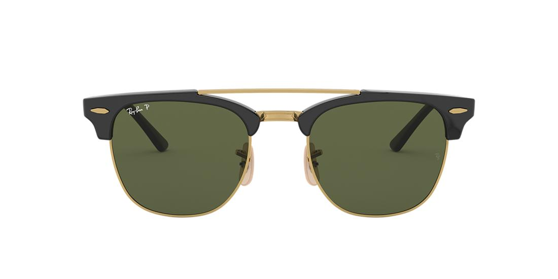 35c8ee0d54a45 Óculos de Sol Ray-Ban RB3816 Clubmaster Double Bridge   Sunglass Hut