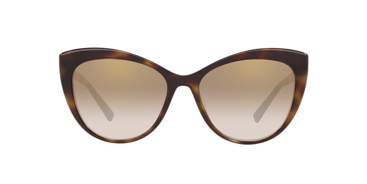 Tortoise VE4348 Brown Gradient Mirror  FA