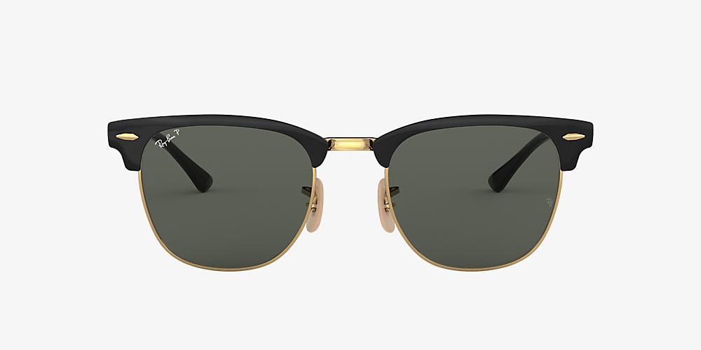ray ban clubmaster sunglasses black