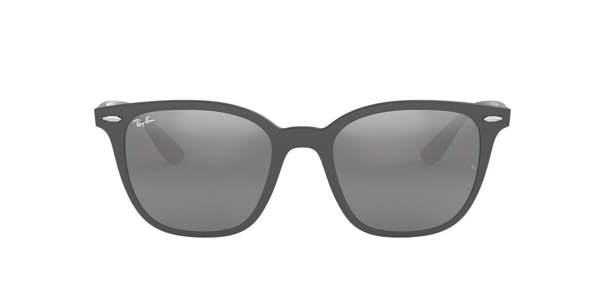 Grey RB4297 Grey-Black  51