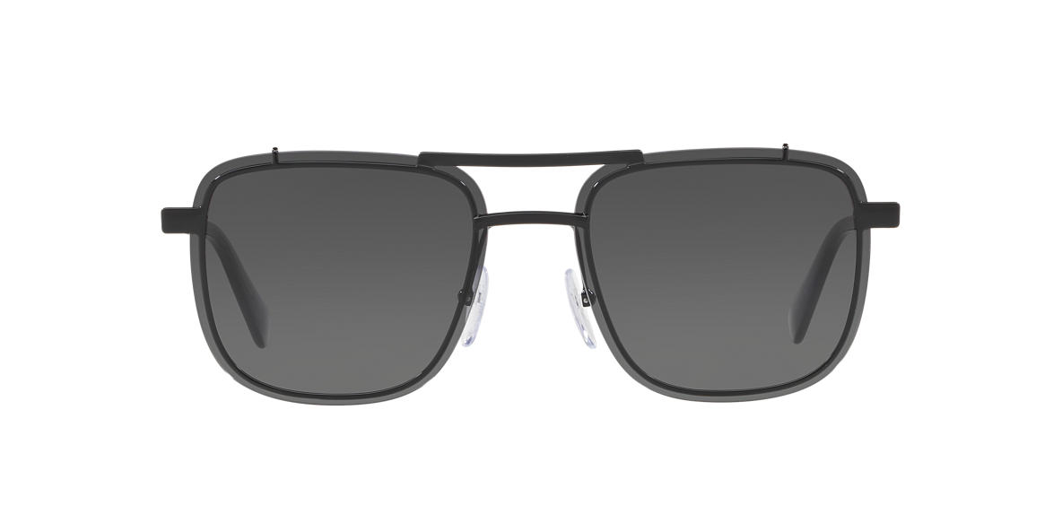 b9274581e7 Prada PR59US 60 Grey-Black   Black Sunglasses