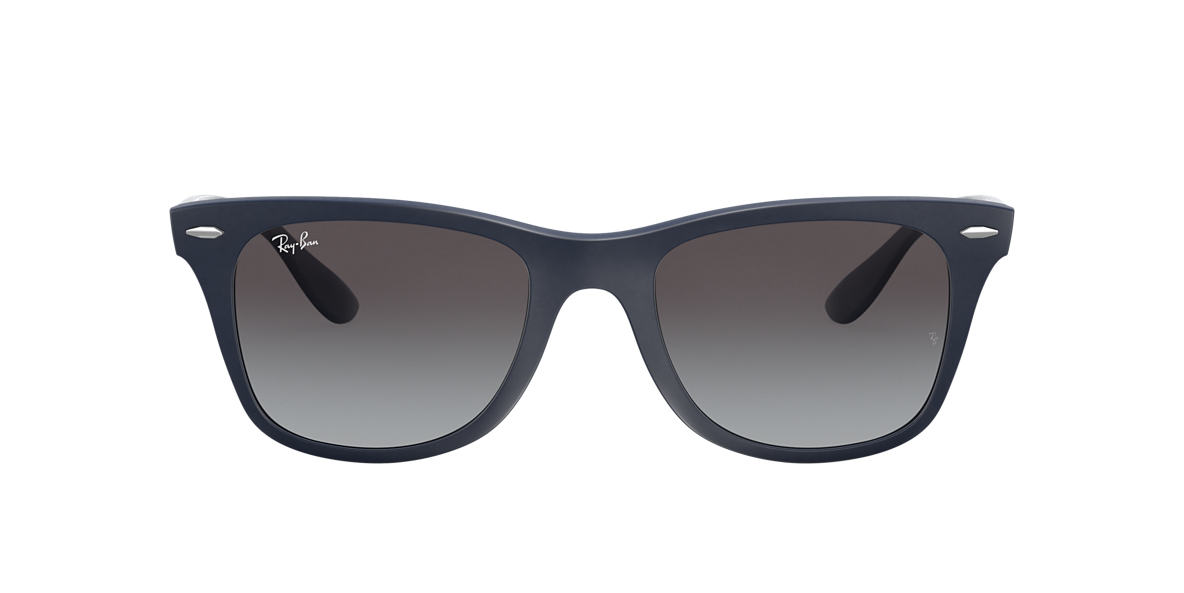 Blue RB4195 WAYFARER LITEFORCE Grey-Black  52