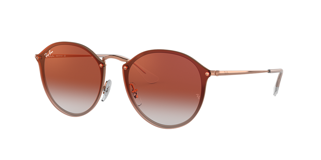 db3f952f05a Ray-Ban RB3574N 59 Red Gradient Mirror   Bronze-Copper Sunglasses ...