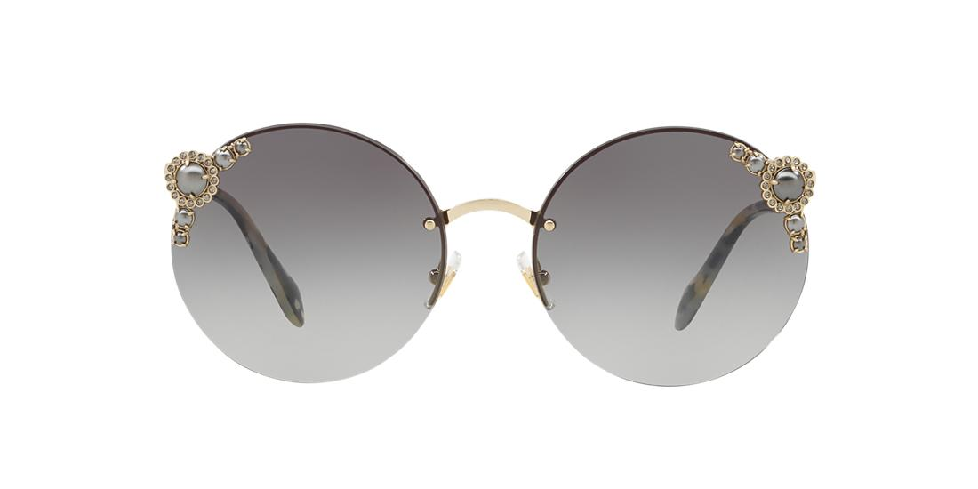 Óculos de Sol Miu Miu MU 52TS   Sunglass Hut 532490d84c