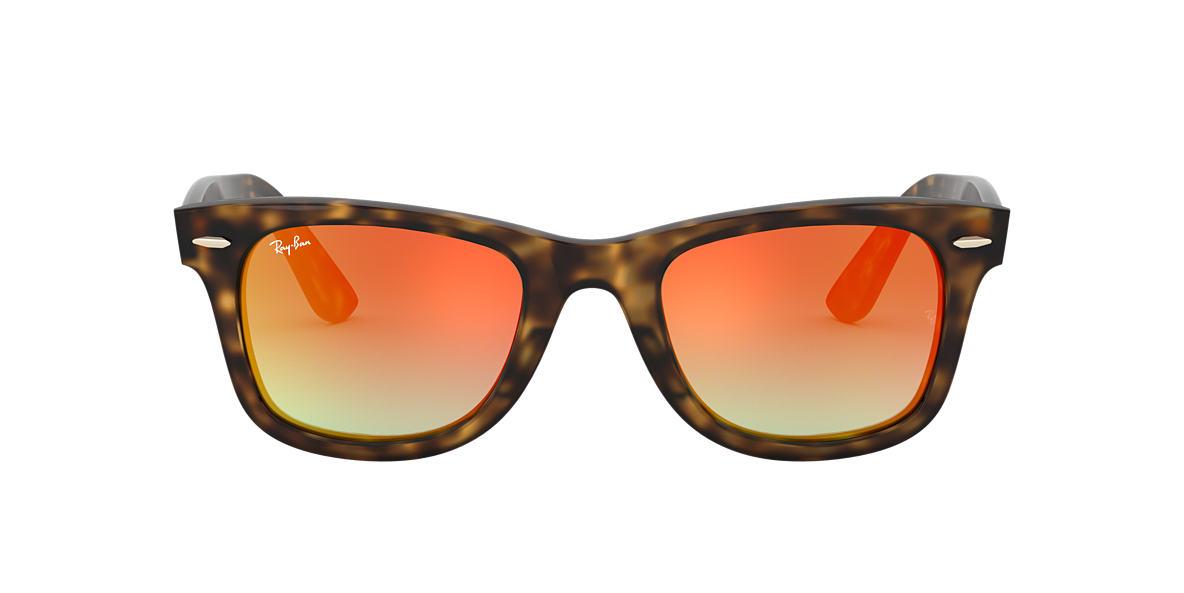 Tortoise RB4340 WAYFARER EASE Orange  50