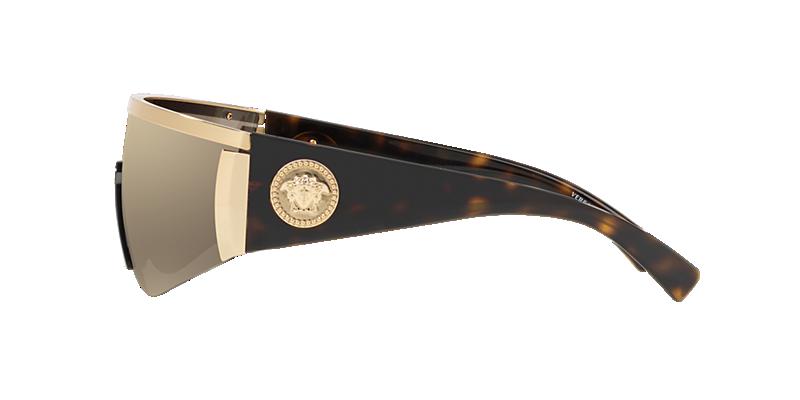 af27f0ba2f6ce Versace VE2197 01 Gold   Gold Sunglasses