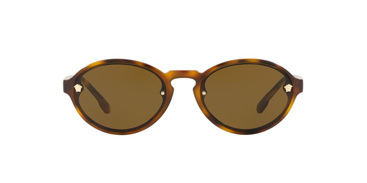Versace Ve4352 54 54 Brown Brown Sunglasses Sunglass Hut United