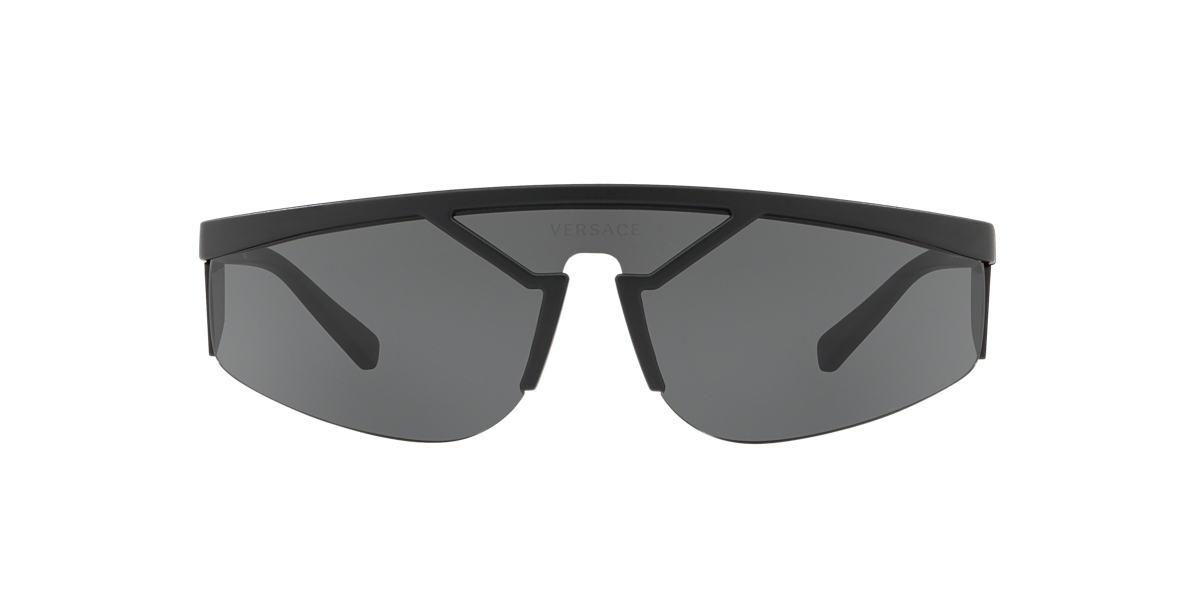 Matte Black VE4349 Grey-Black