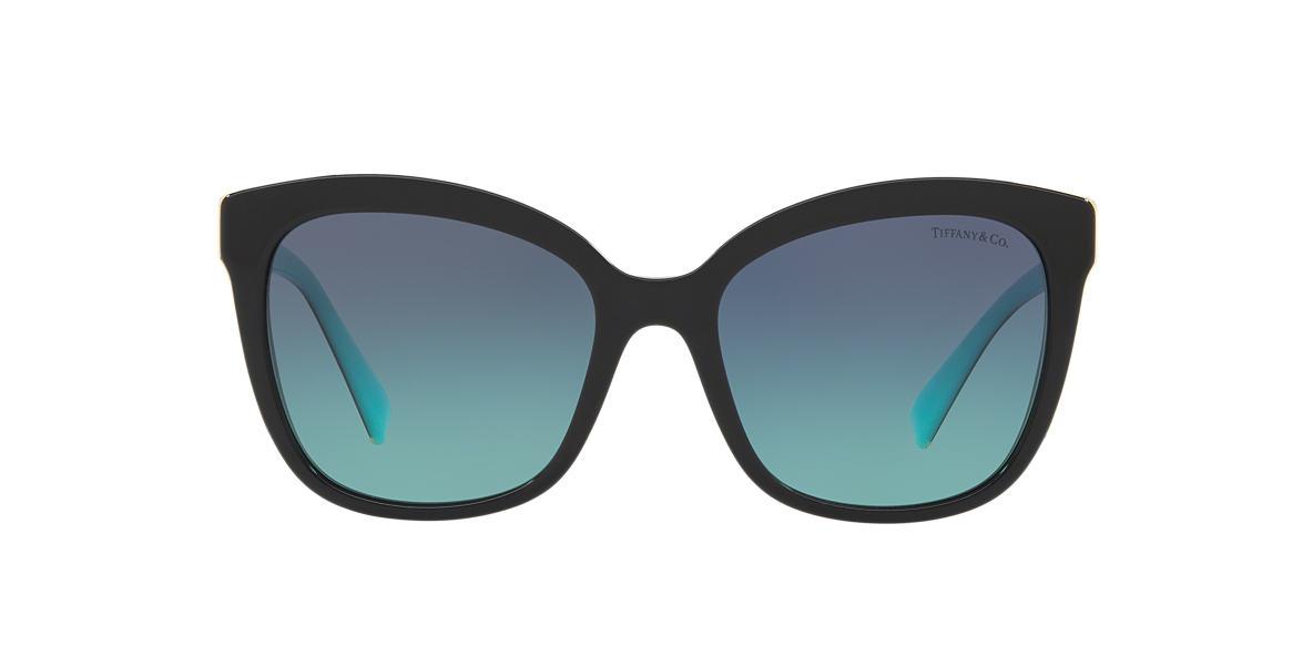 Noir TF4150 Tiffany Diamond Point Bleu  55