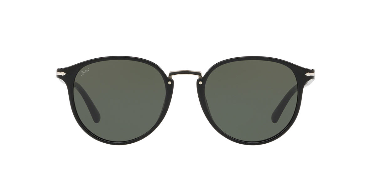 Black PO3210S Green  54