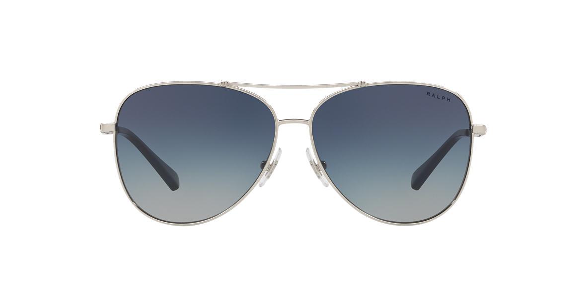 Silver RA4125 Blue Gradient