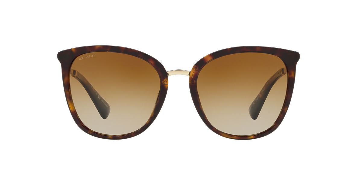 ec79aca38b Bvlgari BV8205KF 56 Brown   Tortoise Polarised Sunglasses