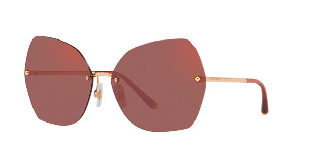 O luxo dos óculos escuros Dolce e Gabanna Sunglass Hut 1655d346a4