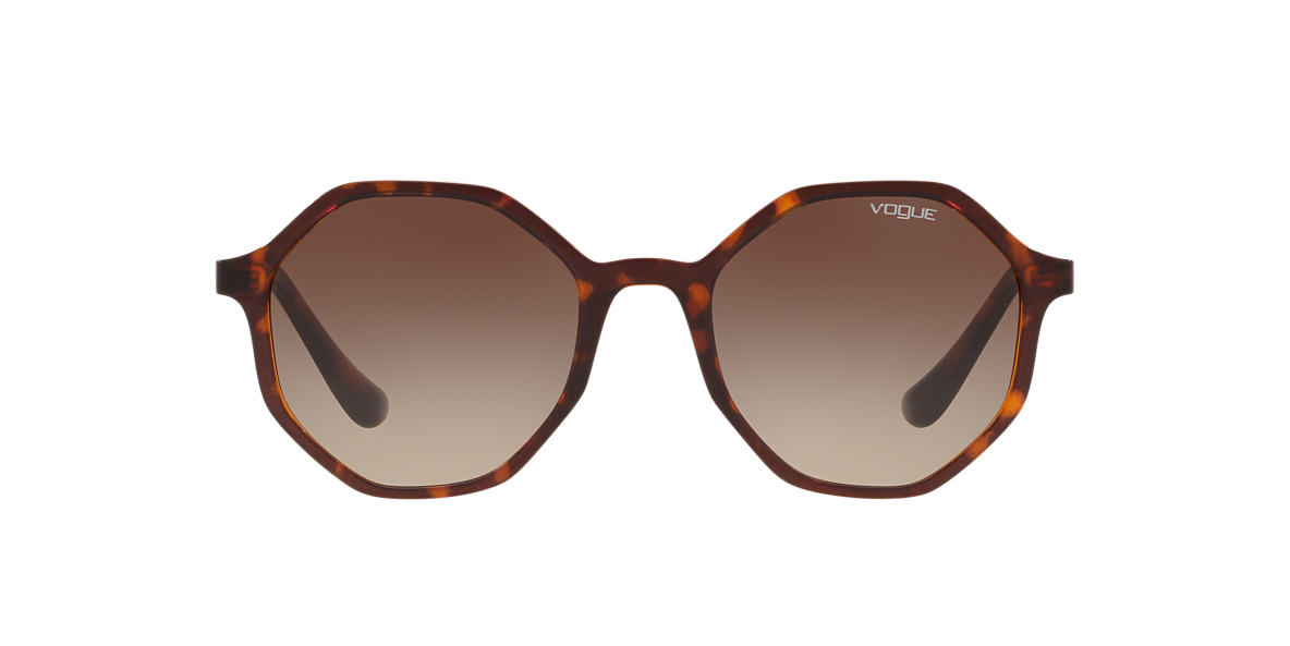 Tortoise VO5222S Brown  52