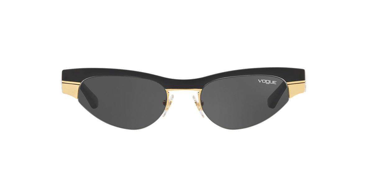 Black VO4105S Gigi Hadid x Vogue Eyewear Grey-Black  51