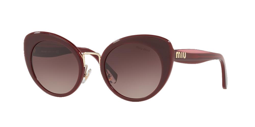 e0a6ffce688f5 Óculos de Sol Miu Miu MU 06TS