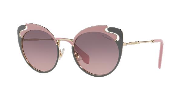Estilo Jovem e Cosmopolita dos óculos Miu Miu Sunglass Hut 6612528322