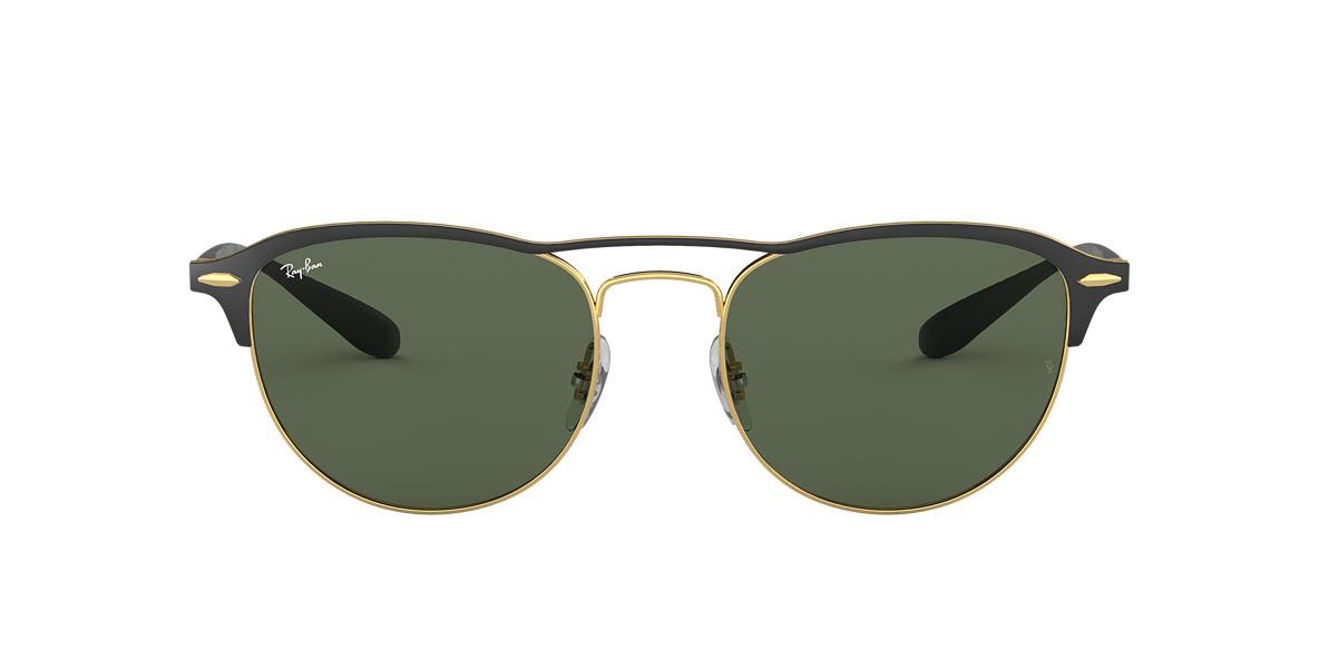 Black RB3596 Green  54