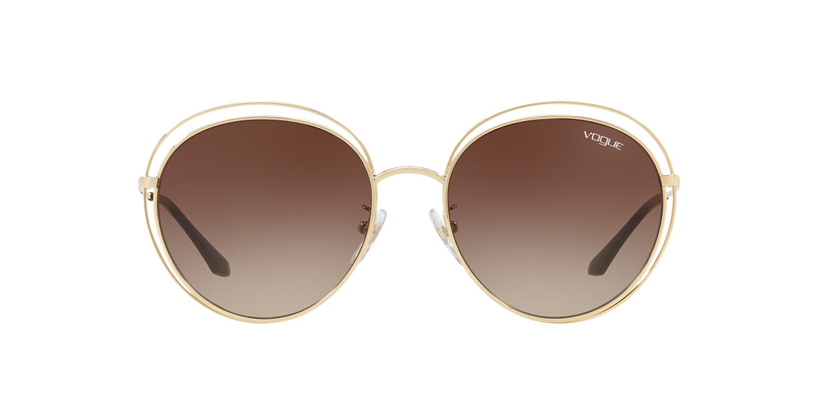 Gold VO4064SD Brown  56