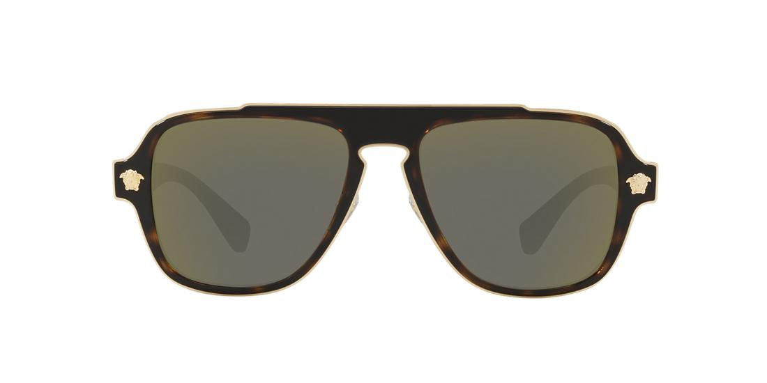 afd9f100a Óculos de Sol Versace VE2199   Sunglass Hut