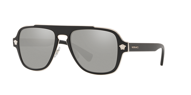 Fique na moda com óculos Versace Sunglass Hut 5d9399f345