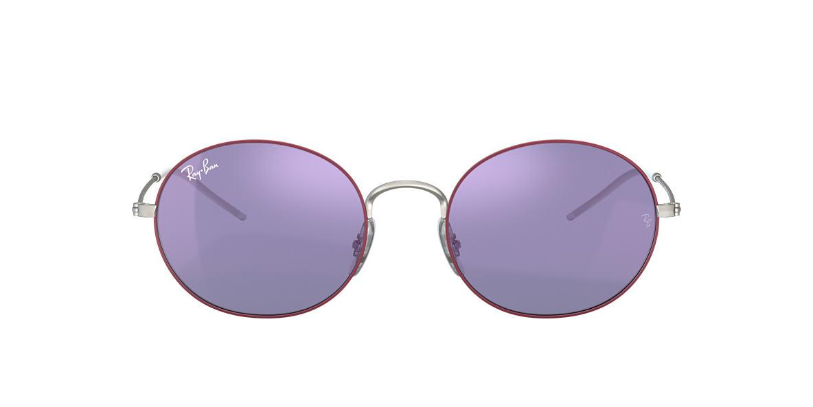 fa4bb7b8feb44 Ray-Ban RB3594 53 Dark Violet Classic   Bordeaux Sunglasses ...