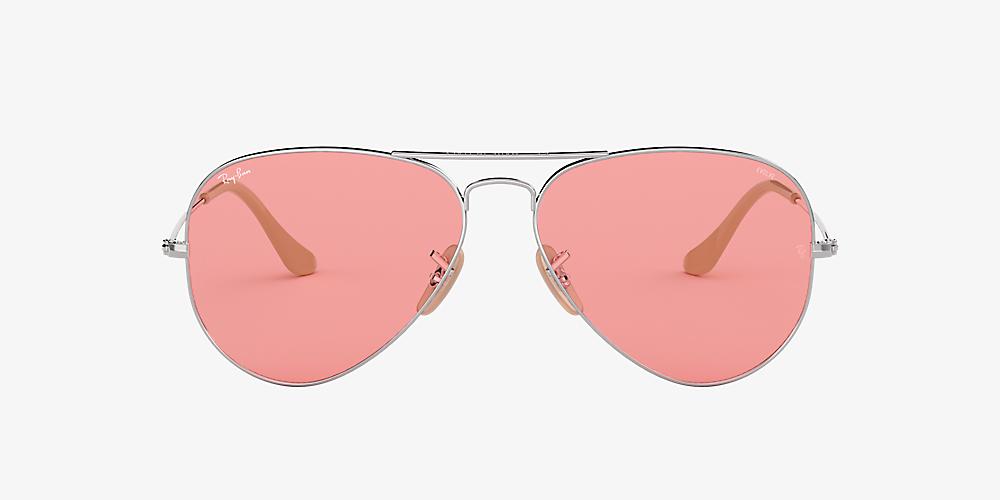 ray ban pink