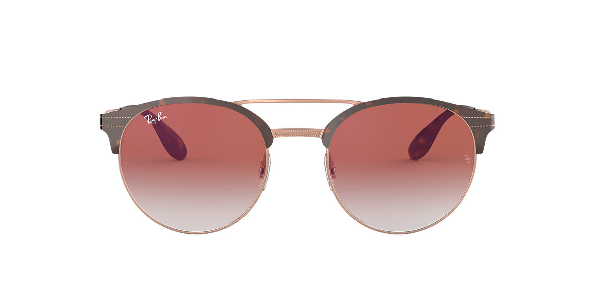 Tortoise RB3545 Red  54