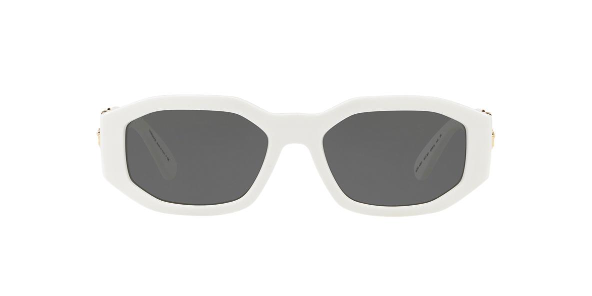 21f1af1540def Versace VE4361 53 Grey-Black   White Sunglasses