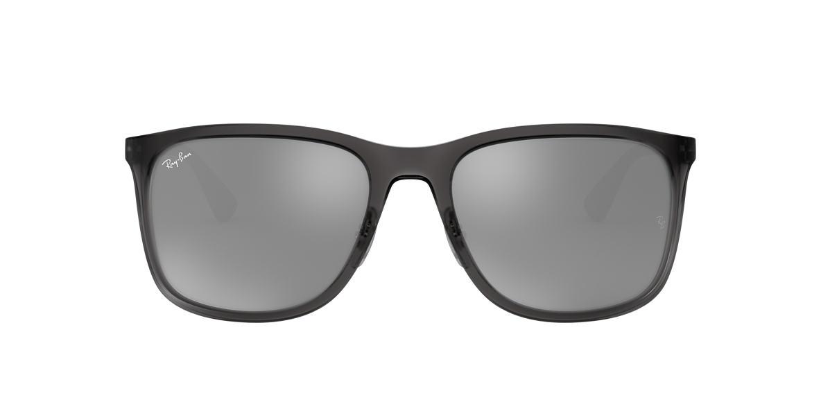 Grey RB4313 Grey-Black  58