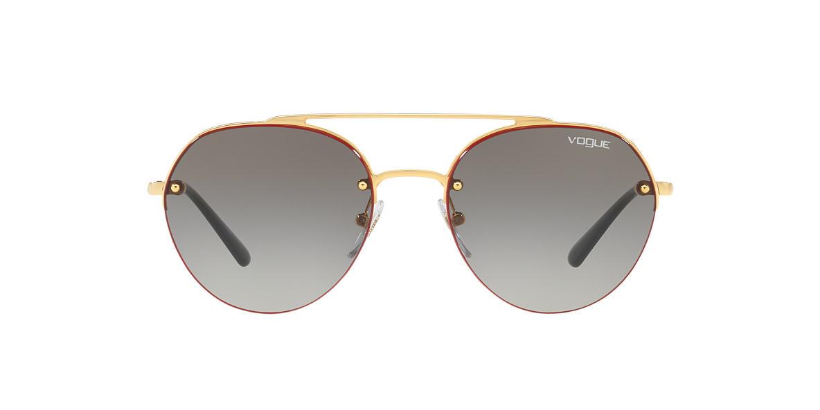 Gold VO4113S Grey-Black  54